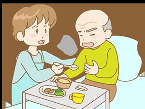 摂食嚥下の症状